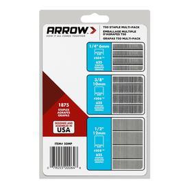 Arrow Fastener 1,875-Count Heavy-Duty Staples