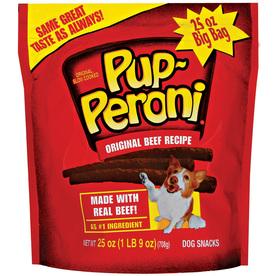 Pup-Peroni 25-oz Beef-Flavor Snacks