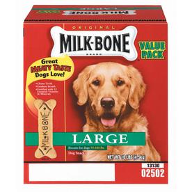 Milk-Bone 160-oz Beef-Flavor Snacks