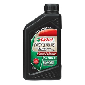 CASTROL 32-oz 4-Cycle 10W-30 Full Synthetic Engine Oil
