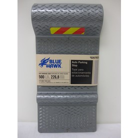 Blue Hawk 10-in W x 20.75-in L x 2-in H Steel Car Parking Mat