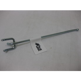 "Blue Hawk 8"" Double Prong Straight Hook"