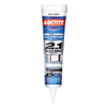 LOCTITE 2-in-1 White Paintable Latex Window and Door Caulk