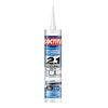 LOCTITE 2-in-1 Clear Paintable Latex Window and Door Caulk
