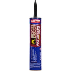 LOCTITE Black Paintable Polyurethane Specialty Caulk