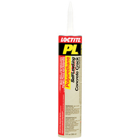 LOCTITE 10 oz Gray Polyurethane Specialty Caulk
