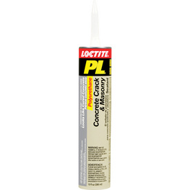 LOCTITE Gray Paintable Polyurethane Specialty Caulk