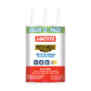 LOCTITE Polyseamseal 10-oz White Paintable Latex Kitchen and Bathroom Caulk