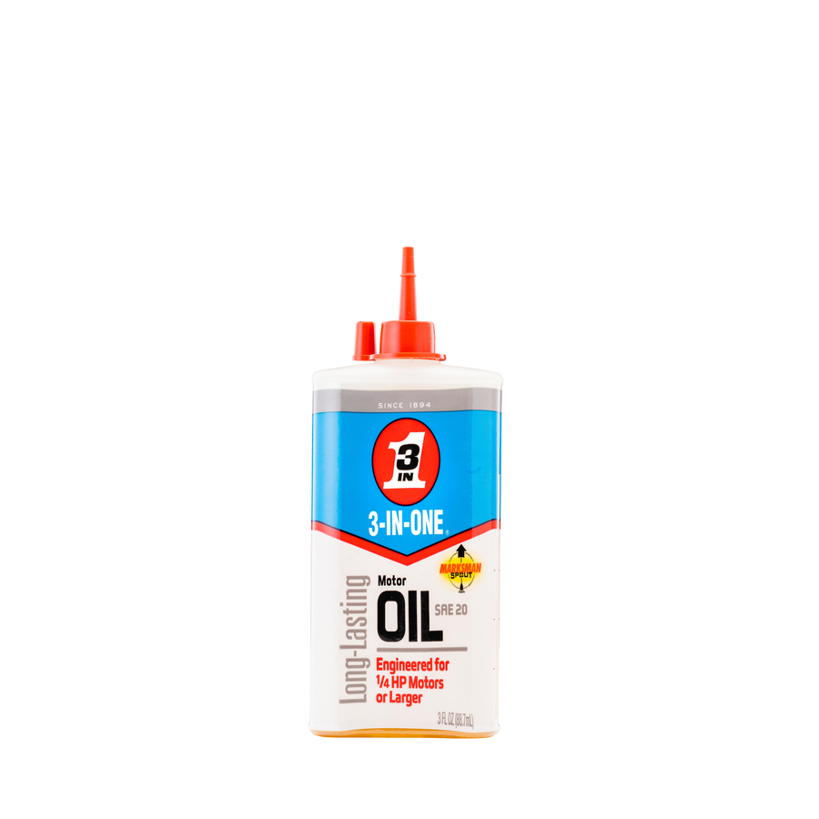 shop 3 in one 3 oz 3 in 1 electric motor oil at