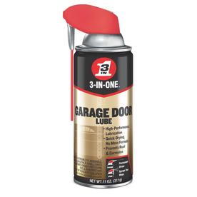 3-IN-ONE 11-oz 3-in-One Garage Door Lubricant