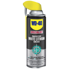 WD-40 Specialist 10 oz Specialist White Lithium Grease