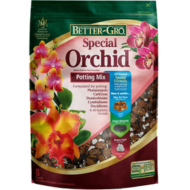 BETTER-GRO 8-Quart Organic Orchid Mix Soil