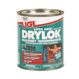 UGL Drylok Extreme Masonry Waterproofer, White