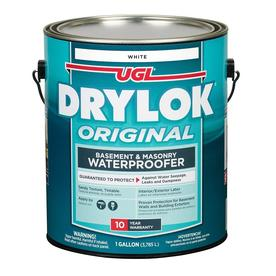 UGL Drylok Latex-Based Masonry Waterproofer White