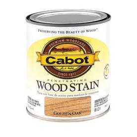 Cabot 1-Quart Golden Oak Oil Wood Stain