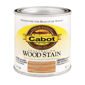 Cabot 8-oz Oil American Pecan Wood Stain
