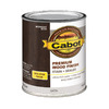 Cabot Quart Midnight Stain and Sealer in One