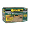 QUIKRETE Gallon Interior Semi-Gloss Porch and Floor Tan Paint and Primer in One