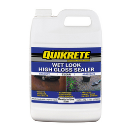 QUIKRETE Gallon Wet-Look Clear Waterproofer