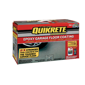 QUIKRETE Gallon Interior Porch and Floor Light Gray Paint