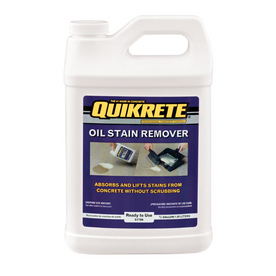 QUIKRETE 0.5-Gallon Oil &amp; Stain Remover