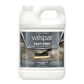 Valspar 1-Gallon Fastprep Cleaner, Degreaser and Etcher