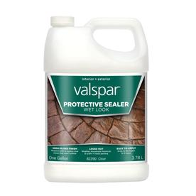 Valspar Wet Look Protective Sealer