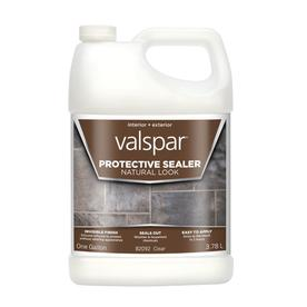 Shop Valspar Natural Look Protective Sealer At Lowes Com