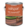 Valspar Gallon Vaquero Brown Semi-Transparent Concrete Stain