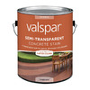 Valspar Gallon Semi-Transparent Tintable Base Concrete Stain