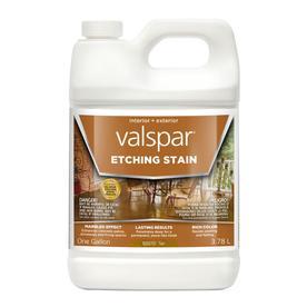 Valspar Etching Stain Tan (Actual Net Contents: 128-fl oz)