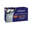 Valspar 2-Part Gray Semi-Gloss Garage Floor Epoxy (Actual Net Contents: 128-fl oz)