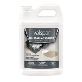 Valspar 0.5 Gallon Oil Stain Remover