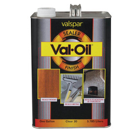 Valspar Gallon Exterior Val-Oil Sealer