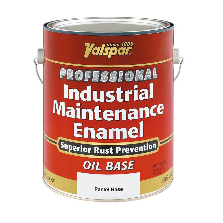Shop valspar exterior high gloss pre tinted tintable oil for Exterior oil based paint