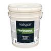 Valspar White Latex Interior/Exterior Paint (Actual Net Contents: 640-fl oz)