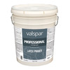 Valspar White Flat Latex Interior Paint (Actual Net Contents: 640-fl oz)