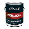 Valspar White Epoxy Interior Paint (Actual Net Contents: 120-fl oz)