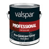 Valspar White Epoxy Interior Paint (Actual Net Contents: 128-fl oz)