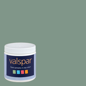 allen + roth Colors by Valspar 8-oz Sea Port Interior Satin Paint Sample