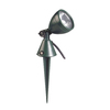 Utilitech 75-Watt Halogen Dusk-to-Dawn Outdoor Stake Spotlight