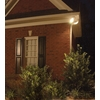 Utilitech 6-in 1-Head Halogen White Switch-Controlled Flood Light