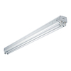 Metalux 24-in Fluorescent Strip Light