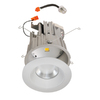 Halo White 6-in LED Remodel Recessed Lighting Kit