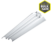 Metalux 48-in Fluorescent Strip Light