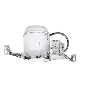 Halo New Construction Recessed Light Housing (Common: 6-in; Actual: 6.5-in)