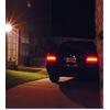 Utilitech Pro 23-Watt Bronze LED Dusk-To-Dawn Security Light