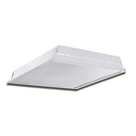 Metalux 23-5/8-in LED Troffer