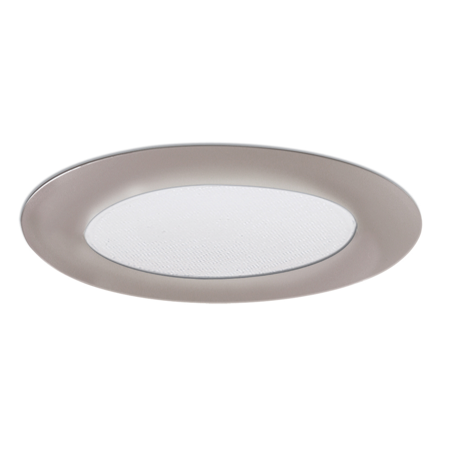 Shop Halo Nickel Shower Recessed Light Trim Fits Housing