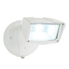 All-Pro 22-Watt White LED Dusk-to-Dawn Security Light